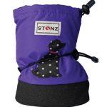 stonz purple dog