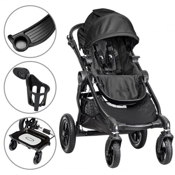 Baby Jogger bundles black