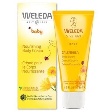 weleda body cream