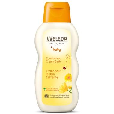 weleda cream bath