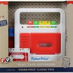 fisher price play tape recorder